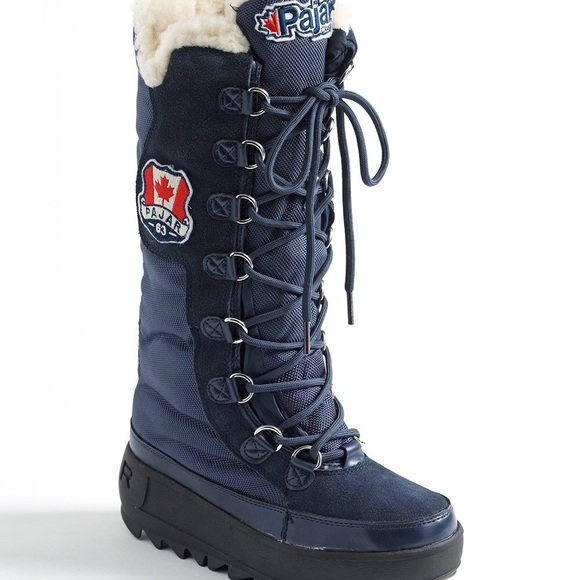 Pajar Greenland Snow Boots Size